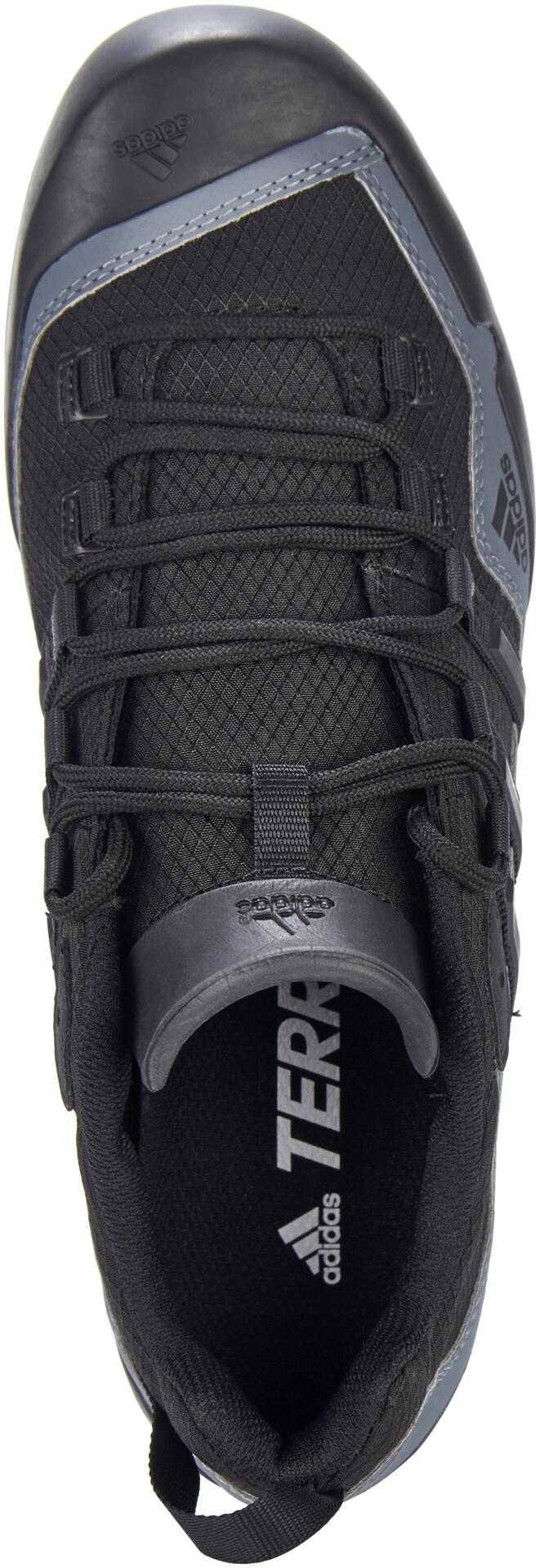 adidas TERREX Swift Solo 2 Chaussures Homme, blackblacklead